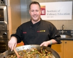 Paella Party - Chef Paul Vella of Paella Masters