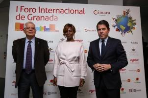 I FORO INTERNACIONAL DE GRANADA - Primer día, mañana.